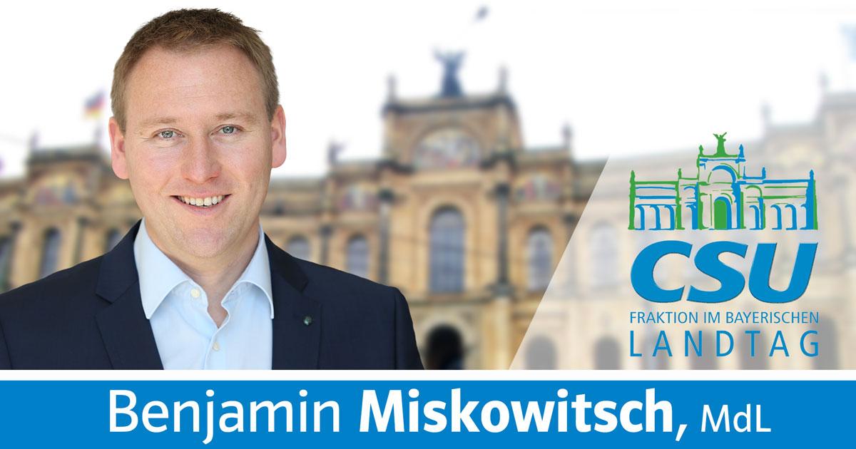 Benjamin Miskowitsch