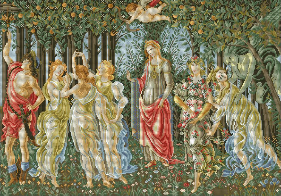 BOTTICELLI-1 (pdf/impreso/kit)
