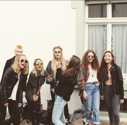 The lovely bloggers I met this year