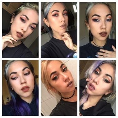 My Make Up Higlights 2016