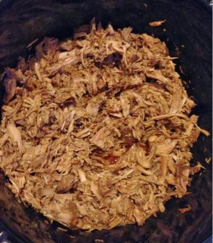 Crockpot Pork Roast or Pulled Pork Sandwiches - The BEST Pork marinade!