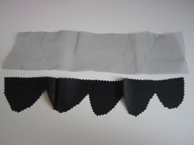 mis nancys, mis peques y yo, tutorial facil DIY tul y tela petalos