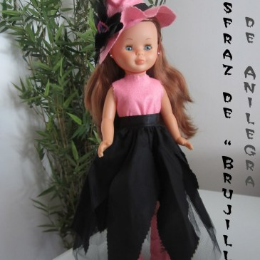 «Disfraz de Brujilla» de Anilegra para Nancy