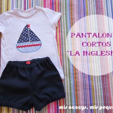 Pantalones cortos «La Inglesita»