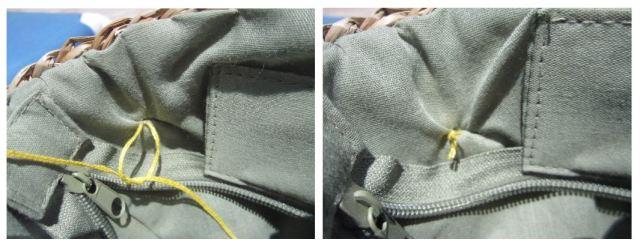 mis nancys, mis peques y yo, tutorial DIY cesta playera coser borla, interior