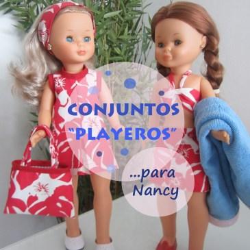 Conjuntos «Playeros» para Nancy
