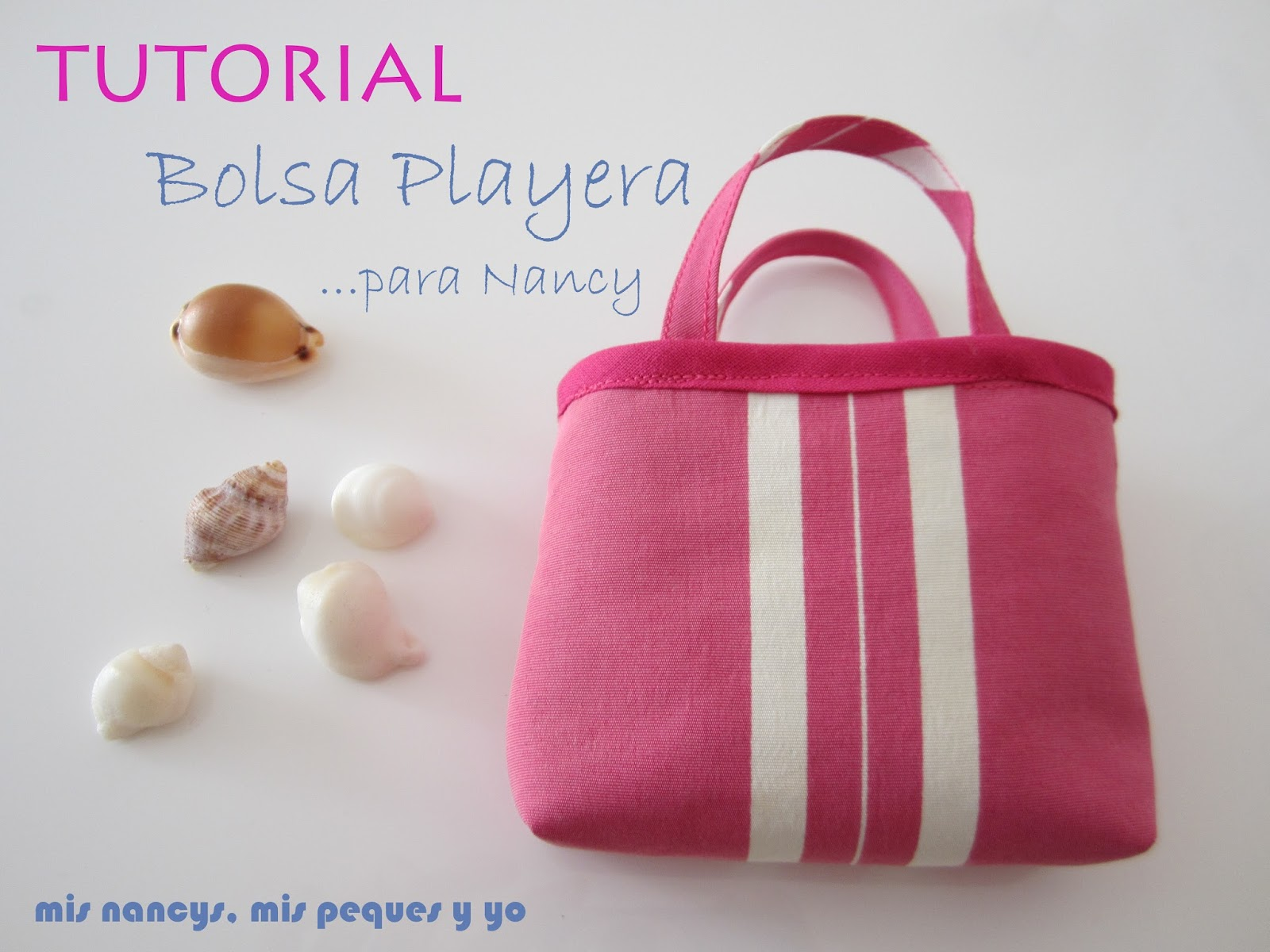 Tutorial Bolsa Playera para Nancy