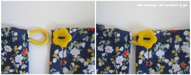 mis nancys, mis peques y yo, tutorial blusa sin mangas niña (patrón gratis), coser botón