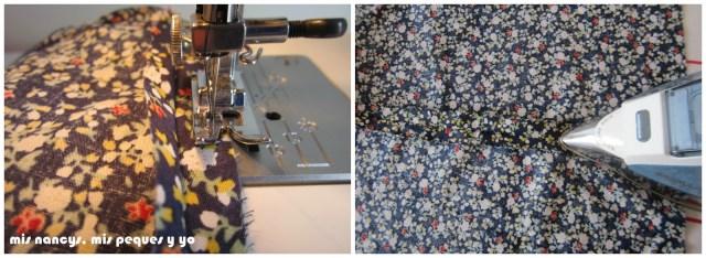 mis nancys, mis peques y yo, tutorial blusa sin mangas niña (patrón gratis), abrir costuras costado