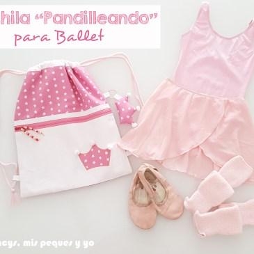 Mochila «Pandilleando» para Ballet