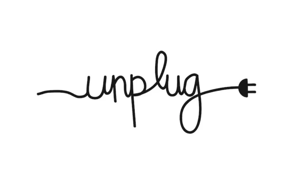 Why Unplugging Can Inspire You!