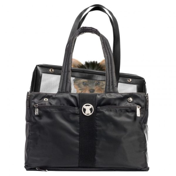 Pet Carrier Black Timeless