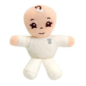 Small Soft Baby Doll for Dogs