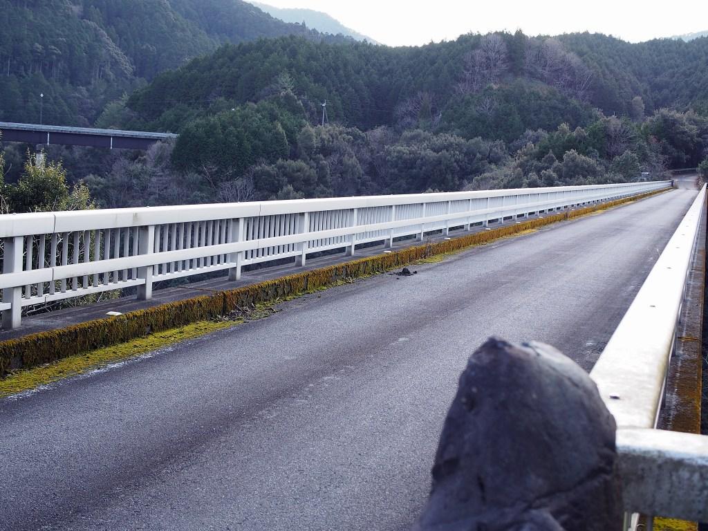 惣師 湖面橋