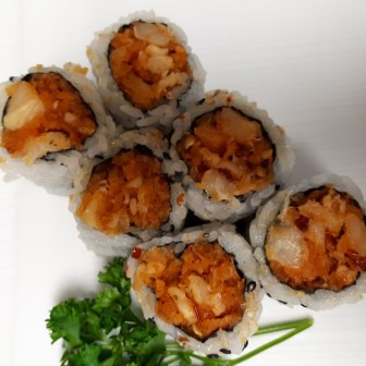 Spicy Butterfish Roll