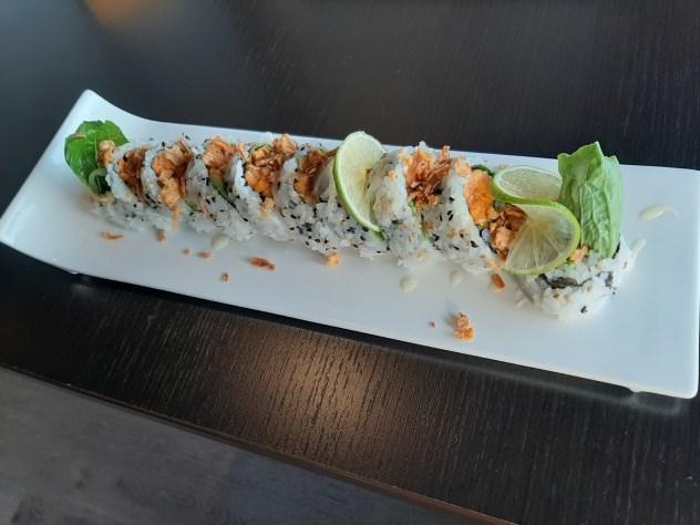 Veggie Crunch Roll