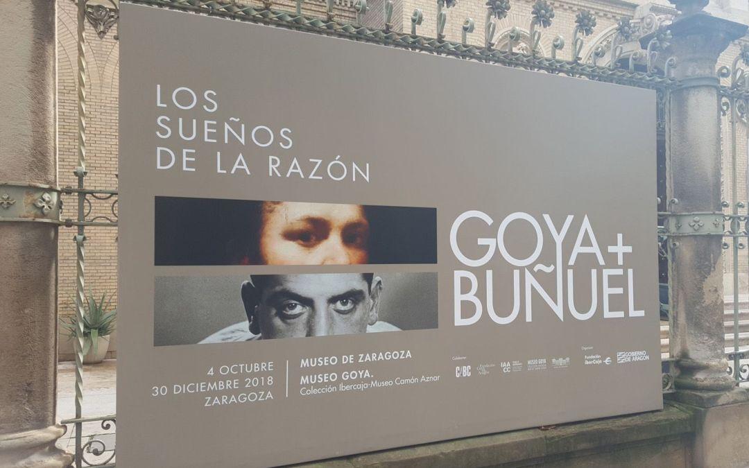 Exposición Goya + Buñuel