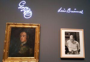 Exposición Goya + Buñuel 5 Mis Palabras con Letras