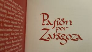 Pasión por Zaragoza 1 Mis Palabras con Letras
