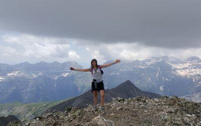 Ascenso al Pico Robiñera