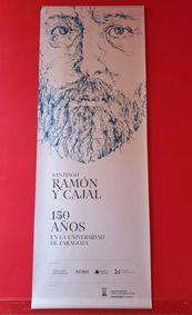 Exposición Ramón y Cajal 1 Mis Palabras con Letras