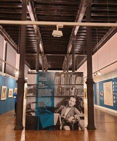 Exposición Ramón y Cajal 2 Mis Palabras con Letras
