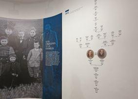 Exposición Ramón y Cajal 4 Mis Palabras con Letras