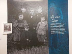 Exposición Ramón y Cajal 5 Mis Palabras con Letras