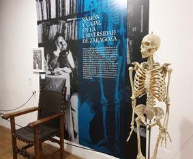 Exposición Ramón y Cajal 7 Mis Palabras con Letras