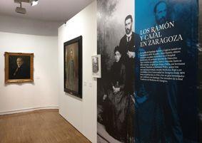 Exposición Ramón y Cajal 10 Mis Palabras con Letras