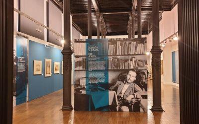 Exposición «Santiago Ramón y Cajal. 150 años en la Universidad de Zaragoza»