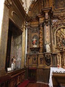 Visita a la iglesia de la Magdalena 5 Mis Palabras con Letras