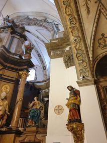Visita a la iglesia de la Magdalena 6 Mis Palabras con Letras