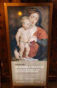 Exposición De Rubens a Van Dyck Mis Palabras con Letras 2