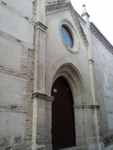 Portada neogótica de San Juan de los Reyes. Albaicín. Foto: Francisco López