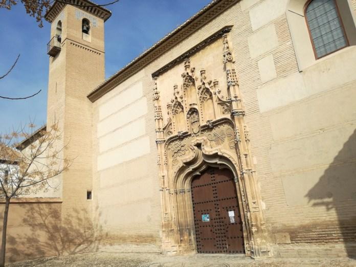 Monasterio de Santa Isabel la Real. Iglesia. Albaicín. Foto: Francisco López