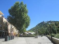 Paseo de los Tristes. Albaicín. Granada. Foto: Francisco López