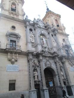 San Juan de Dios. Granada. Foto: Francisco López
