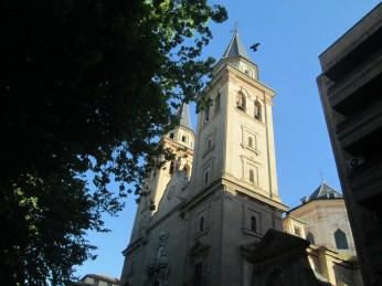 Nuestra Señora de las Angustias. Granada. Foto: Francisco López