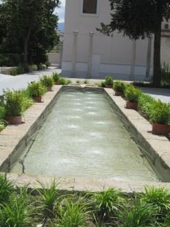 Fuente del Cuarto Real. Granada. Foto: Francisco López
