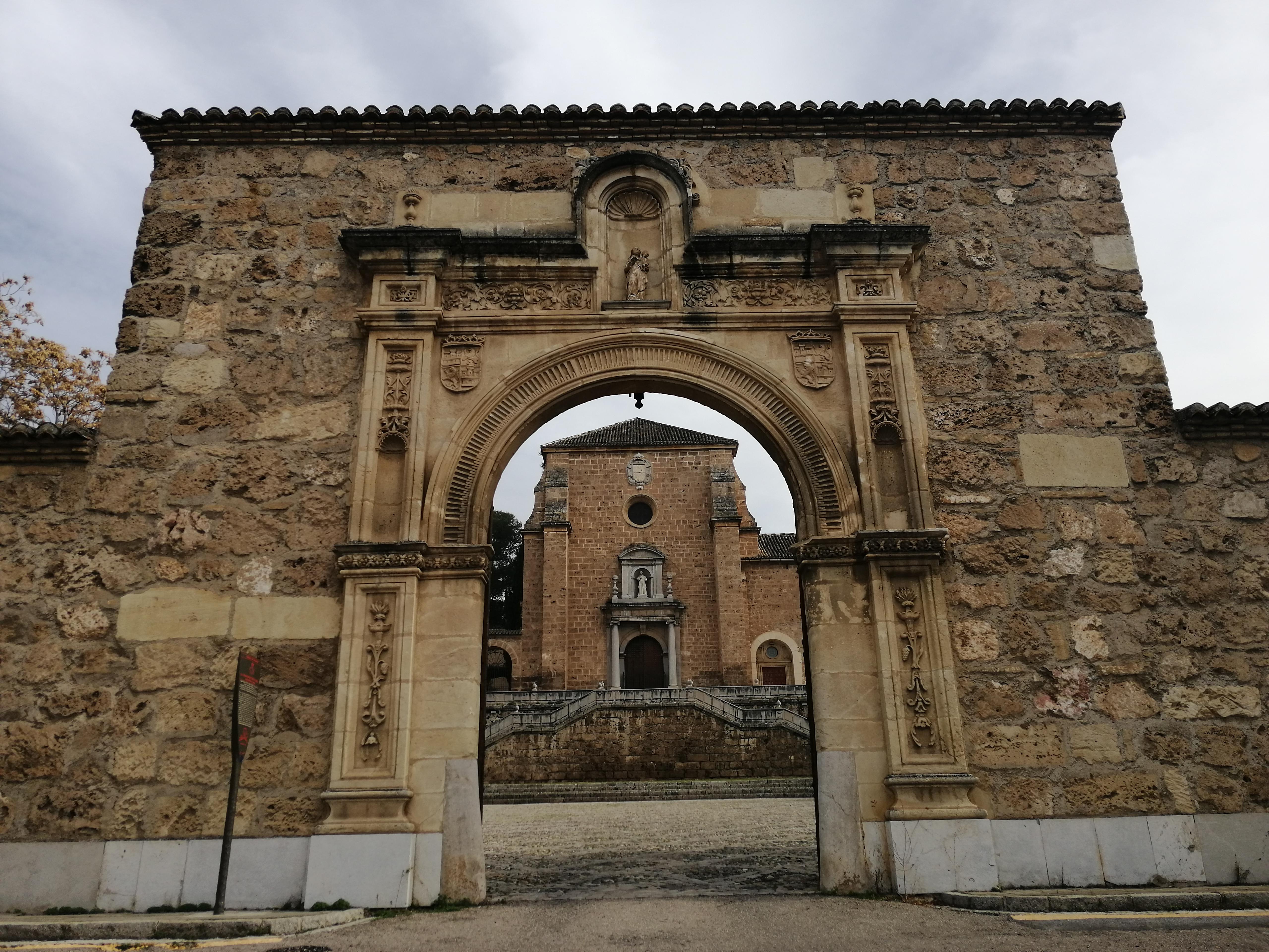 Monasterio de la Asunción. Cartuja Granada.