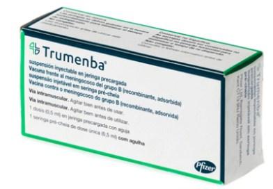 ¿Qué es Trumenba? ¿Vacuna para la meningitis B?