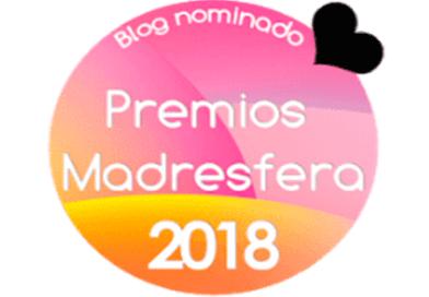 Premios 2018 Madresfera