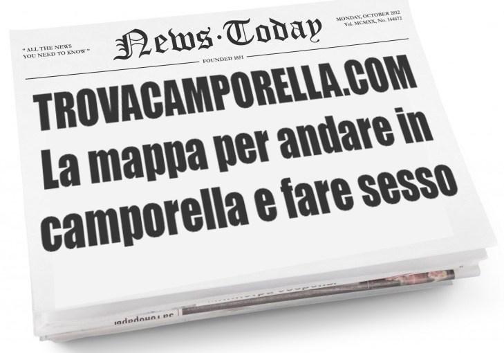Trovacamporella.com en los medios italianos