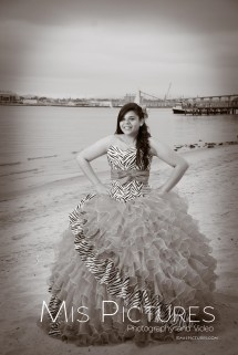Daniela Quinceanera Shoot Coronado Ferry