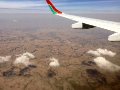 Kenya Air: Nairobi to Addis Ababa
