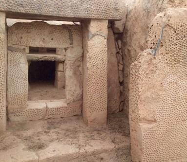 Ħaġar Qim Temples, oldest standing walls in world