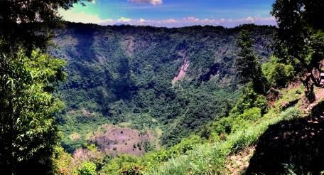 El Salvador Volcano - El Boqueron