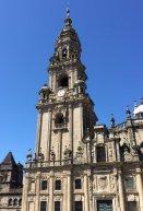 A day in Santiago de Compostela