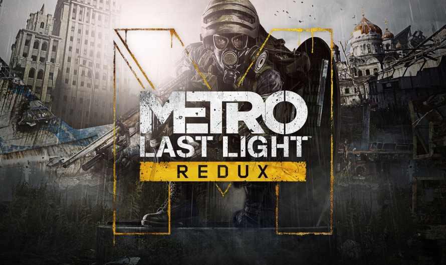 Bons Plans : Metro Last Light gratuit sur GOG.com